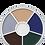 Thumbnail: KRYOLAN Cream Color Circle 30g