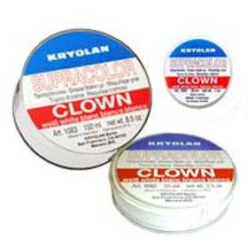 KRYOLAN Clown White 2.5oz