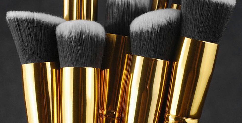 PRO Makeup Brush Set 18pc