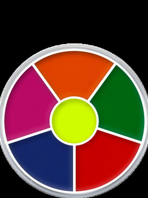 KRYOLAN Cream Color Circle UV-DayGlow