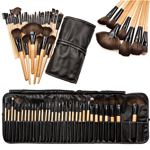 Professional Soft Brush Set 32pc