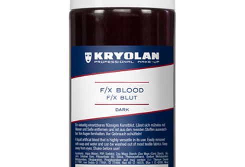 KRYOLAN F/X Blood 250ml - Dark