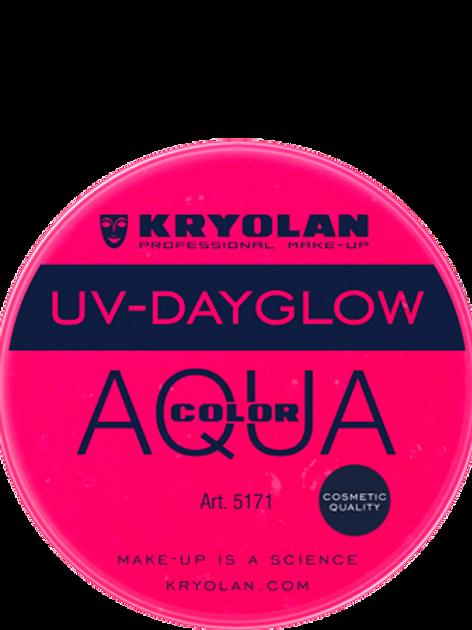 KRYOLAN Aquacolor UV-Dayglow 8ml
