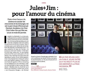 Journal municipal de La Rochelle