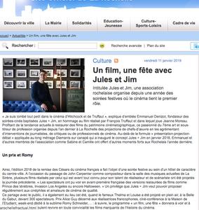 Site officiel de la Ville de La Rochelle