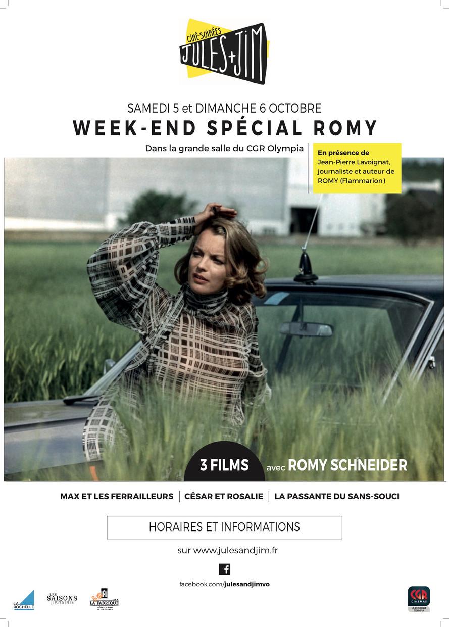 WEEK-END ROMY