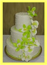 торт свадбный