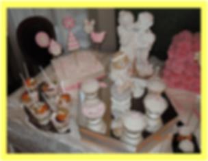 пироженные фуршет кенди бар