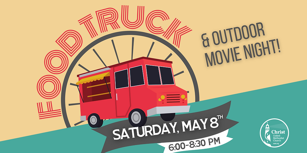 Food Truck & Outdoor Movie Night