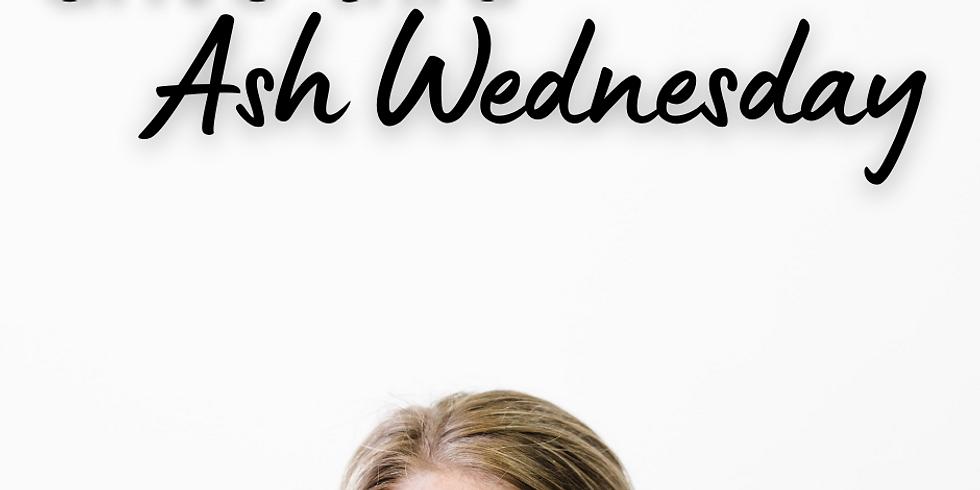 Drive Thru - Ash Wednesday