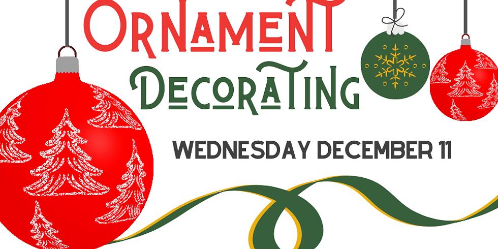 Ornament Decorating