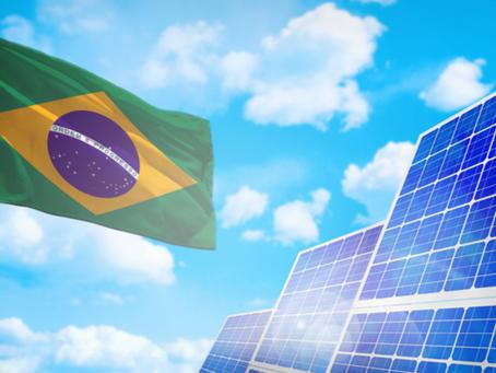 Brasil entra para o Top 15 global em Geração Solar, com marca histórica de 10 GigaWatts