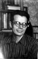 Н.Ф.Овчинников - аспирант сектора «Философские вопросы физики», 1947 г.