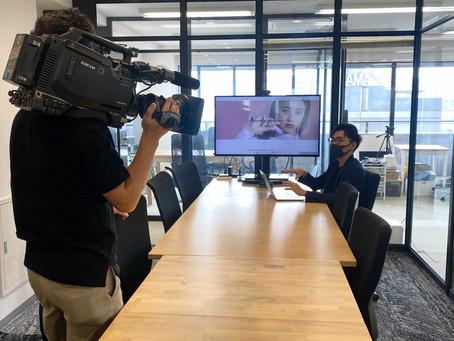 9月13日放送 『テレビ東京 WBS』にて弊社代表小澤のインタビューが放送されました!