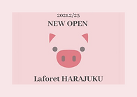 ME'VE the store(ミーヴザストア)がラフォーレ原宿にて店舗での販売を開始!