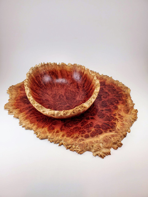 Red Mallee Emerging Bowl
