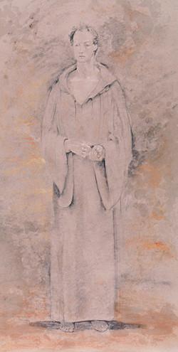 Figure in Robe