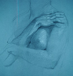 Hand and Breast