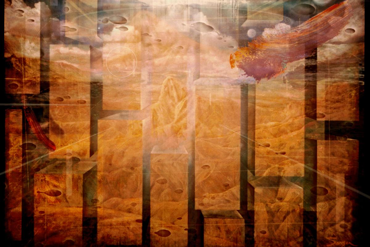Death Valley – Prism