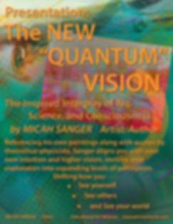 The New Quantum Vision Museum Talk Flat