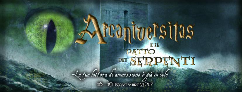 Arcaniversitas e il Patto dei Serpenti Flavio Mancinelli ph