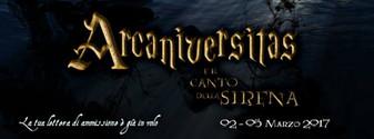 Arcaniversitas e il Canto della Sirena