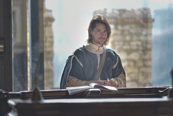 Gustavo Morgagni, custode di Roccantica Arcaniversitas e il Canto della Sirena Flavio Mancinelli ph