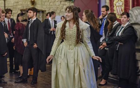 La Dama Bianca Arcaniversitas e la Sfinge Nera Flavio Mancinelli ph