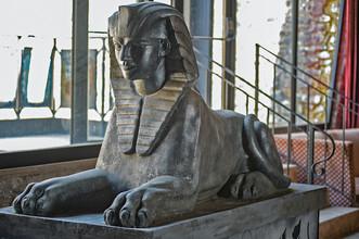 La Sfinge Nera Arcaniversitas e la Sfinge Nera Flavio Mancinelli ph