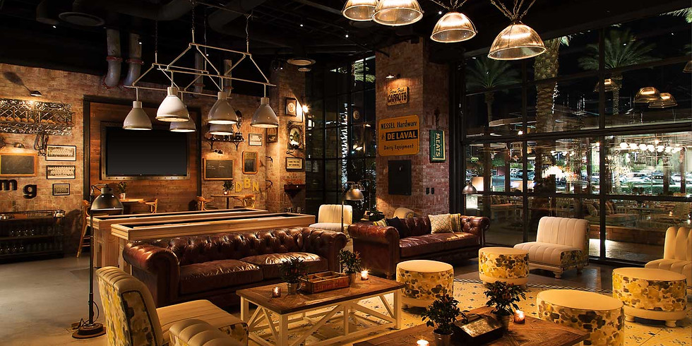 Wine Lounge Thursday - Founder's Club Members Only