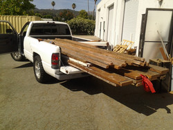 Rustic Barn Wood Collected