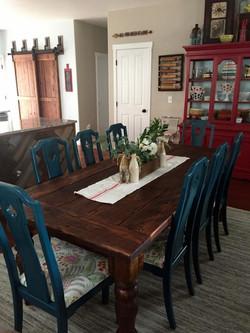 Sorenson Table