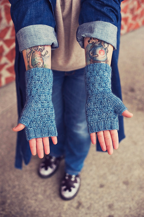 Tofty Mitts