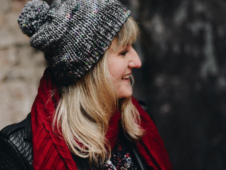 Calzetta - opis czapki na drutach