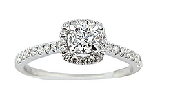 Hao engagement ring