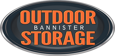 bannister outdoor storage