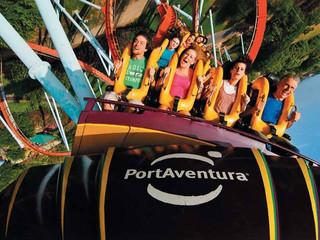 Знаменитый парк Port Aventura в честь Дня рождения готовит сюрпризы