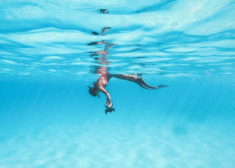 Freedivig Photography Hawaii - ERIOCEAN.