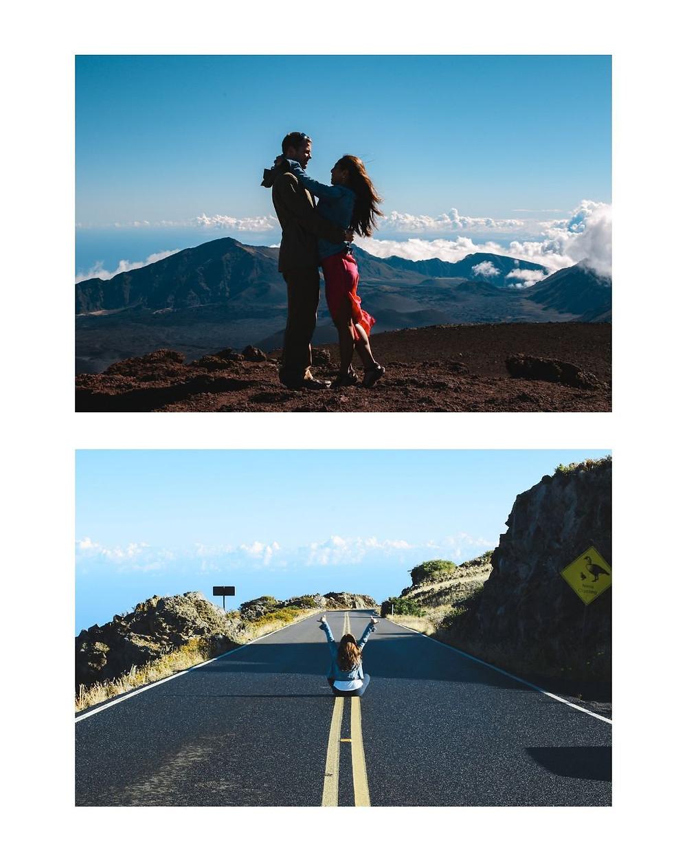 マウイ島旅行、ハレアカラ