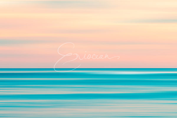 Hawaii Pink Sunset Picture, Ocean Photography, Beach Decor, Wall Art, Wall Print