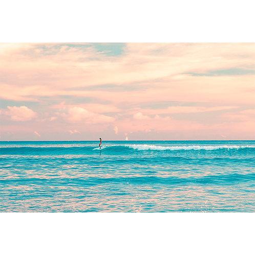 SURFER GIRL, WAIKIKI