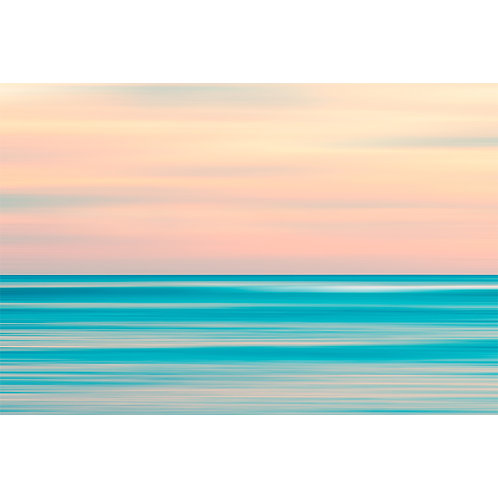 DREAMY SUNSET OCEAN