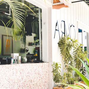 ARVO - カカアコのオシャレで美味しいカフェ