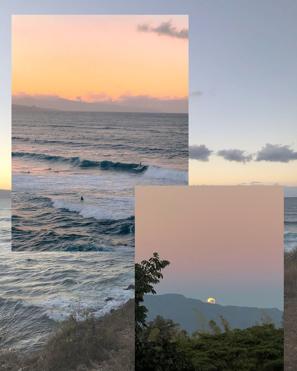 マウイ島旅行、おススメ観光スポット、ホオキパ、サーフィン