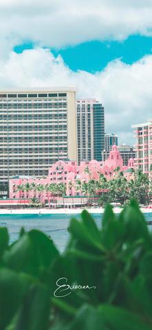 Waikiki Pink Palace