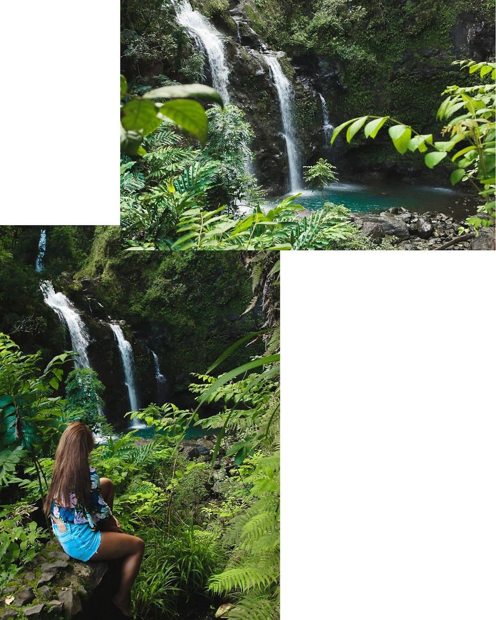 マウイ島旅行、おススメ観光スポット、ハナへの道