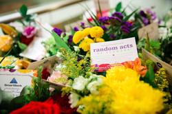 Random Acts of Flowers 1
