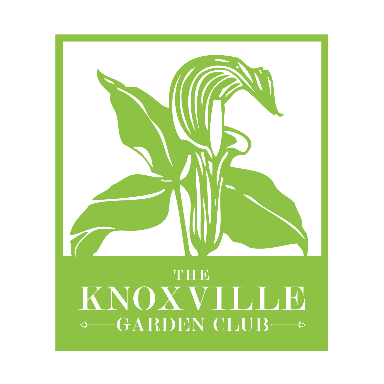 History | United States | The Knoxville Garden Club