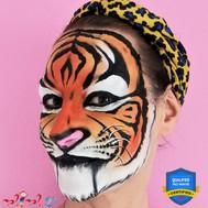 Tigre Réaliste 3_4