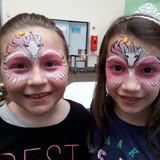 Masques Licornes